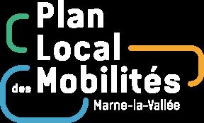 logo Plan Local des Mobilités Marne-la-Vallée